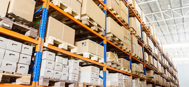 Warehouse & Inventory Freight Services Davis, California